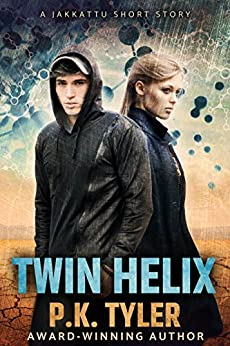 Twin Helix (Jakkattu Shorts Book 2) by [Tyler, P.K.]