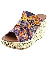 Blowfish Women's Drapey Ankle-High Sandal