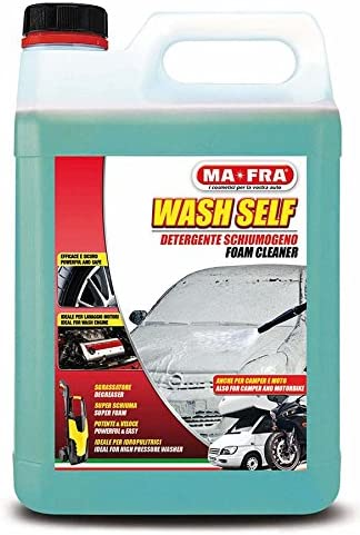 I migliori 7 Detergenti auto per idropulitrice