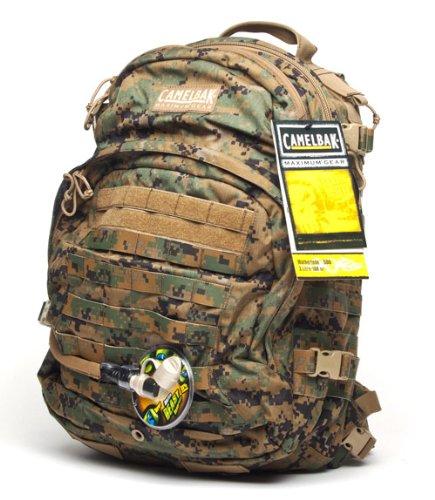 CamelBak 61139 Motherlode Cargo & Hydration Pack, Digital Woodland