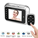 Product review for Video Doorbell, LCD Digital Wireless Video Doorbell Smart WiFi Camera Video Doorbell Video Door Phone For House Office Apartment Security