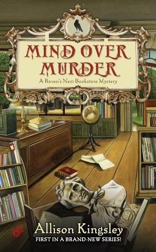 Mind Over Murder: A Raven's Nest Bookstore Mystery