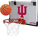 NCAA Rawlings Indiana Hoosiers Game On Backboard Hoop Set