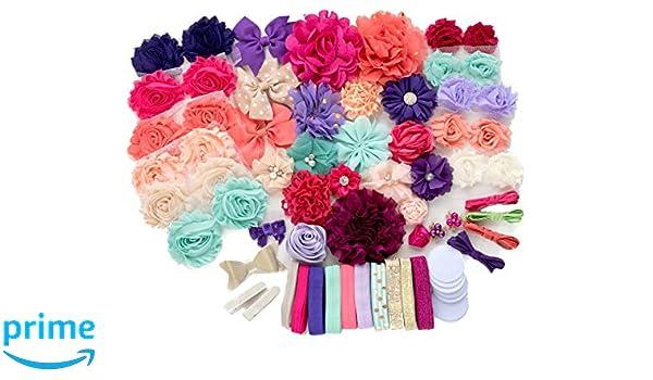 a55b15182201 Amazon.com  Mad Hatter   DIY Fashion Headband Making Kit