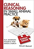 img - for Clinical Reasoning in Small Animal Practice by Jill E. Maddison (2015-05-08) book / textbook / text book