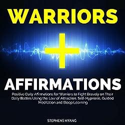 Warriors Affirmations