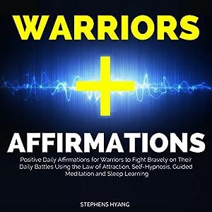 Warriors Affirmations Audiobook