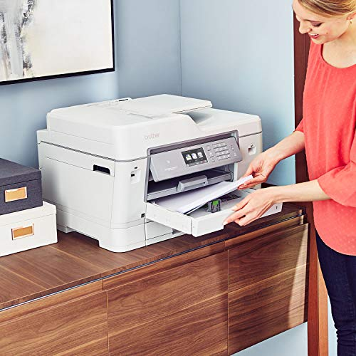 Brother Inkjet Printer, MFCJ6945DW, INKvestment Color Inkjet All-in-One Printer with Wireless, Duplex Printing and Up to 1-Year of Ink in-Box, Amazon Dash Replenishment Enabled by Brother (Image #7)