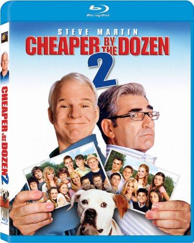 Cheaper By The Dozen 2 Blu-ray