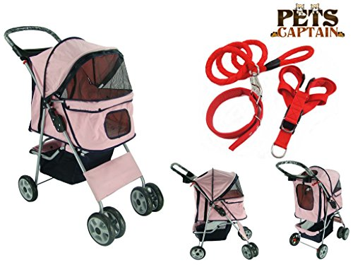 Baby Stroller Dog Compartment - 3