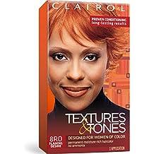 Clairol Textures & Tones 8RO Flaming Desire, 1 ea