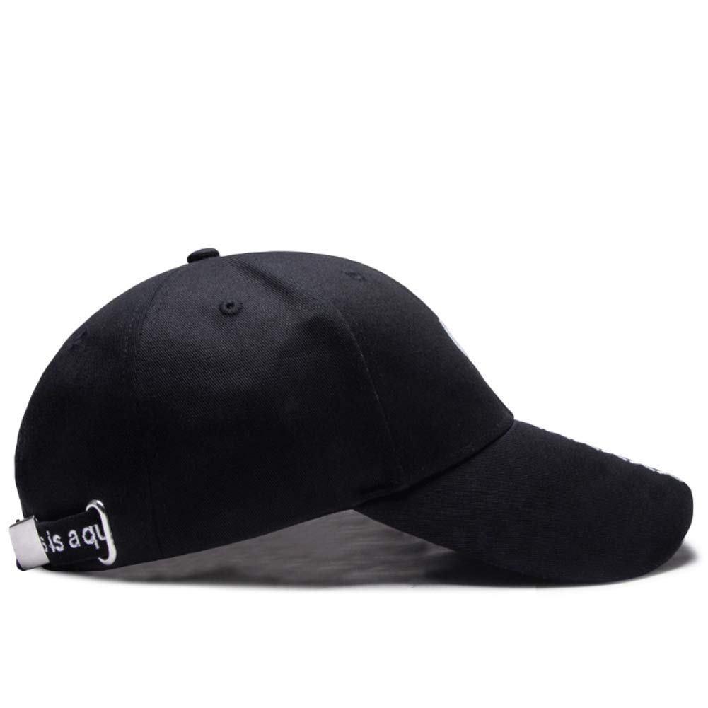 Embroidered hat summer fashion visor baseball cap Korean sports casual cap letters with hat by FFSH