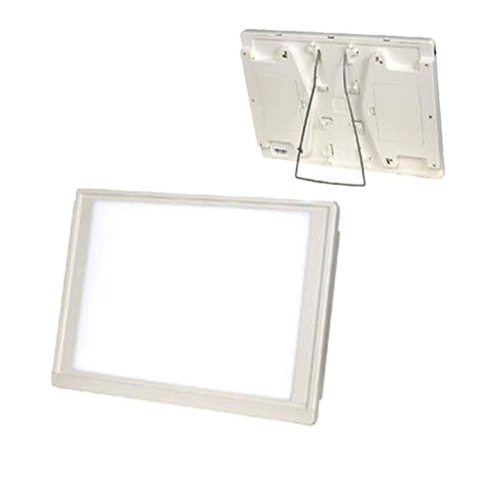 zinnor Dental Film Viewer Light Panel 12W Film Illuminator Light Box with Hanging Stand 203298mm/ 7.99x 11.73''