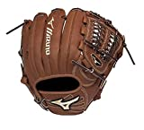 "Mizuno Global Elite 11.75"" Baseball Glove - GGE5BR, Brown, 11 3/4 (1175)"