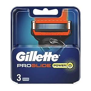 Lames de rasoir Gillette Fusion ProGlide Power – 3 pièces