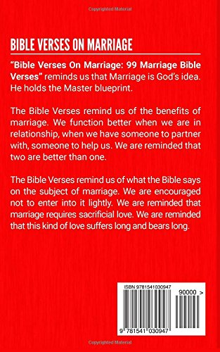 Bible verses on marriage 99 marriage bible verses v ashiedu bible verses on marriage 99 marriage bible verses v ashiedu 9781541030947 amazon books malvernweather Gallery