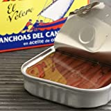 Ortiz Spanish Anchovies in Olive Oil (1.69 ounce)