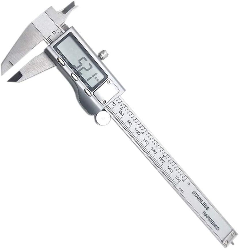 Stainless Steel Rule Ruler Depth Height Gauge Vernier Caliper Measuring Tool
