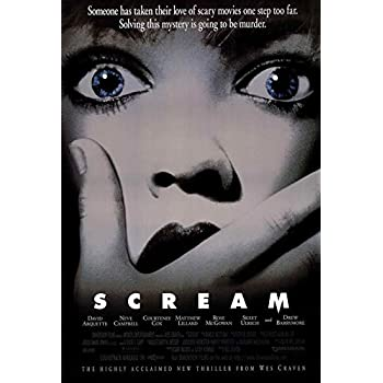 Scream POSTER Movie (27 x 40 Inches - 69cm x 102cm) (1996)