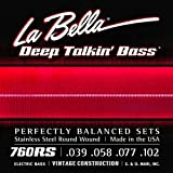 Set Bass Dtb Ss Rd Wd Soft 40-102