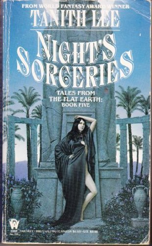 book cover of Night\'s Sorceries
