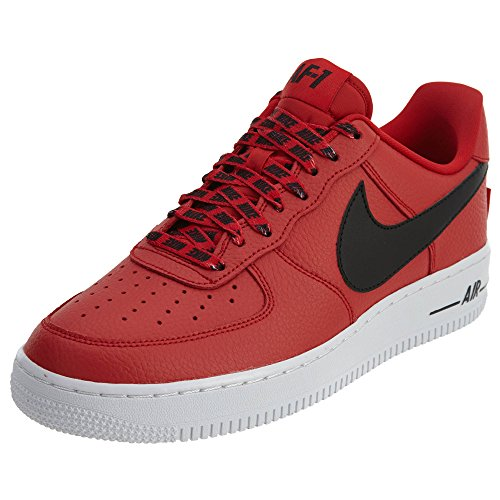 Black Thea University NIKE Max white Sneaker Air Red pPqB7w