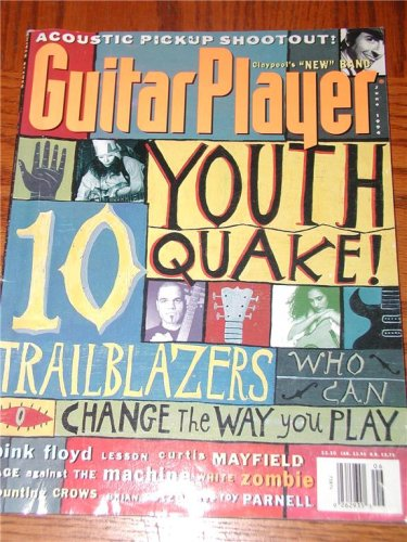 Guitar Player Magazine Back Issue June 1994 PINK FLOYD WHITE ZOMBIE CLAYPOOL