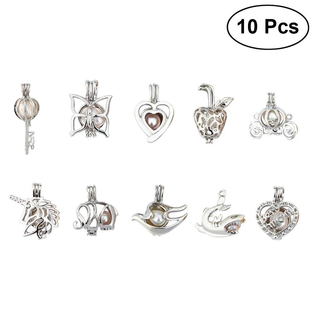 Amazon.com: SUPVOX 10pcs Conjunto Colgante Encanto de La Joyería DIY Llave Encantos Colgantes para la Elaboración de Pulsera Collar Fabricación de Joya