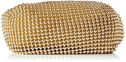 Dasuke Womens mini Soft Body beaded Wristlet party pochette
