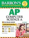 img - for Barron's AP Computer Science A, 8th Edition: with Bonus Online Tests book / textbook / text book