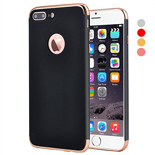 Cheap Cases iPhone 7 Plus Case, VANSIN 3 in 1 Ultra Thin and Slim..