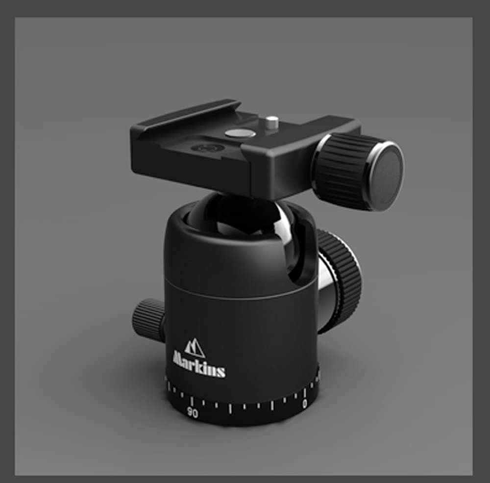 Markins Q3i Tr Traveler Stativkopf Mit Kamera
