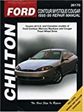 Ford Contour, Mystique, Cougar (1995-99) (Chilton Total Car Care) by Chilton, Np-Chilton, The Nichols/Chilton published by Haynes Manuals (1999)