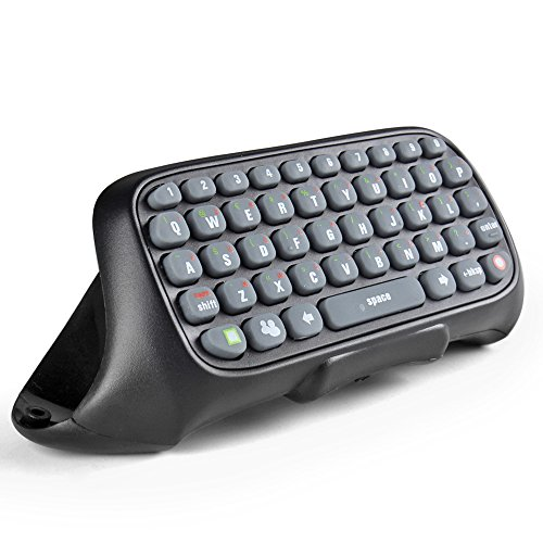 TNP Xbox 360 Controller Keyboard - Wireless Mini Live Text M