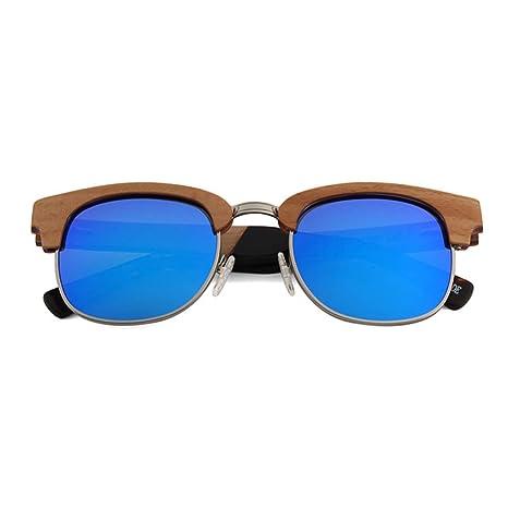 WDDP Gafas De Sol Polarizadas Gafas De Sol para Hombre Y ...