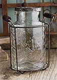 Richland Glass Potpourri Jar Joshua Tree 10''