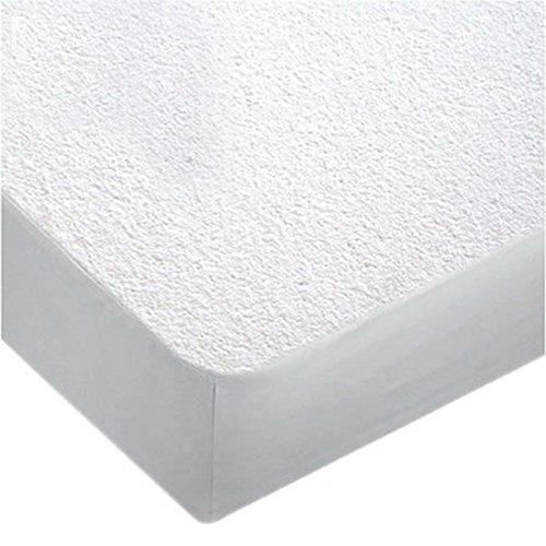 anti allergen mattress cover crib - 8