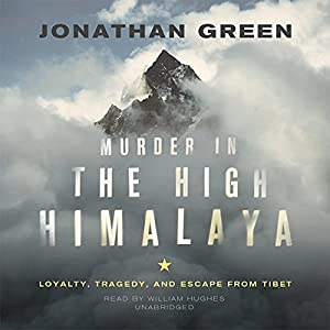Murder in the High Himalaya Hörbuch
