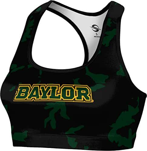 ProSphere Women's Baylor University Camo Sports Bra