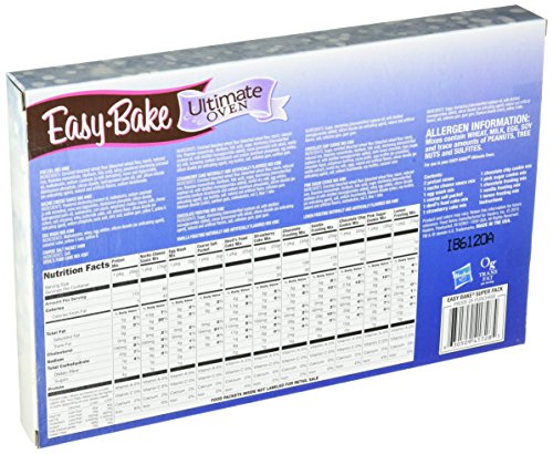 Easy-Bake Refill Super Pack WLM