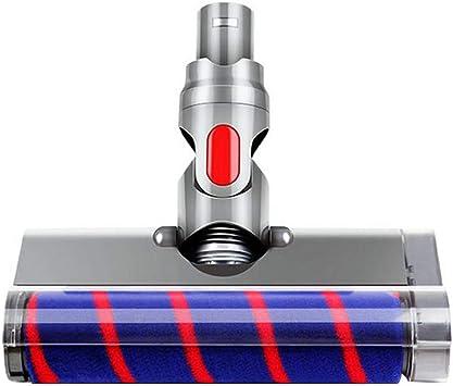 Accesorios para Herramientas de Cepillo de succión de Piso compatibles con aspiradora Dyson-V6 DC58 59 62 (Púrpura): Amazon.es: Electrónica