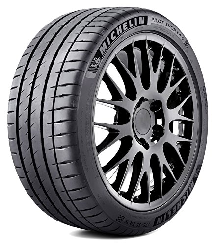 Michelin Pilot Sport 4 S Performance Radial Tire-295/030R19 100Y