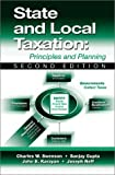 img - for State and Local Taxation: Principles and Planning by John E. Karayan (2003-08-12) book / textbook / text book