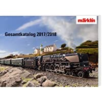 Märklin 15750 Märklin Catalogue 2017/2018 DE
