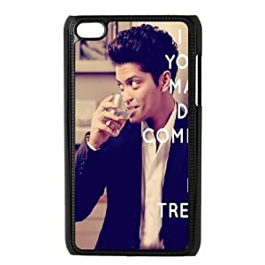 C-EUR Customized Phone Case Of Bruno Mars For Ipod Touch 4