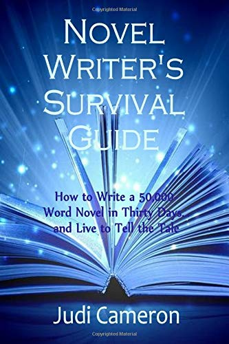 Download Novel Writer's Survival Guide: How to Write a 50,000-Word Novel in Thirty Days... and Live to Tell the Tale pdf
