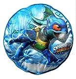 Skylanders Multicolored Zap Water Dragon Foam and Fiber Pillow