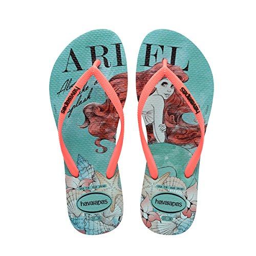 Havaianas Sandale, Flip-Flop, Damenschuhe 4135045 Princess ment 1339