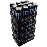 Monster Energy Drink 'Absolutely Zero' 48x 0,5l Boîte (sans sucre)