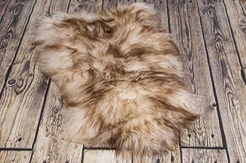 100% Leder | 100% Wolle | Hausschuhe mit echter Wolle gefüttert (44)